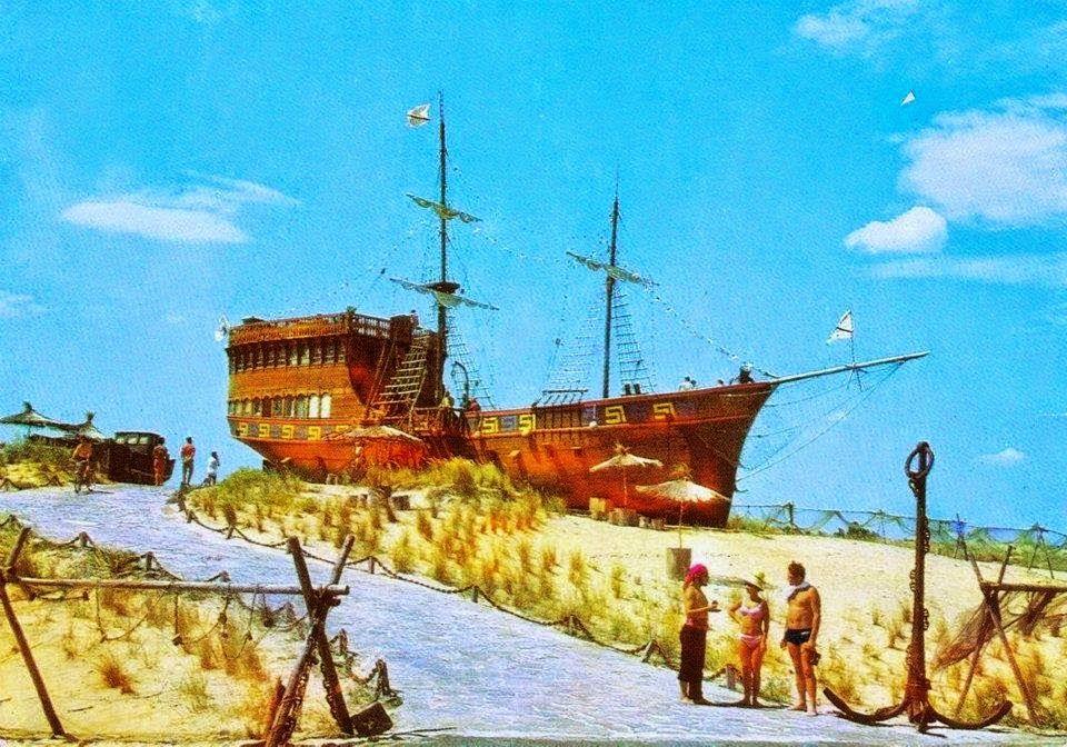 Спомени от Народната република: Изгубеният Слънчев бряг – разказ в снимки