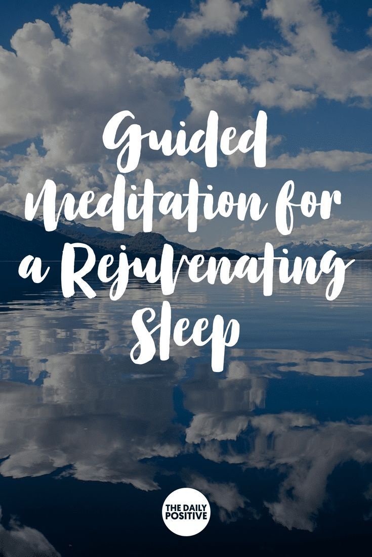 Free Guided Meditation Audio For A Rejuvenating Sleep  Download