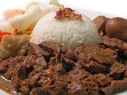 Resep Cara Membuat Gudeg Khas Jogja Resep Masakan Resep Makanan Indonesia