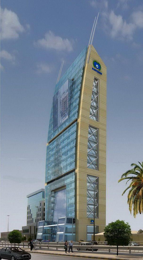برج المنجم الرياض مكتمل Skyscraper Architecture Skyscraper Facade