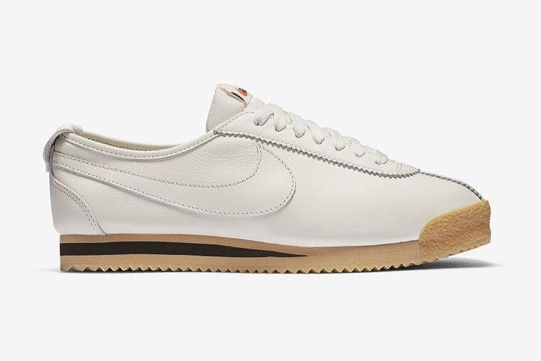 Découvrez la dernière déclinaison de la Nike Cortez : une version élégante  et vintage à savourer