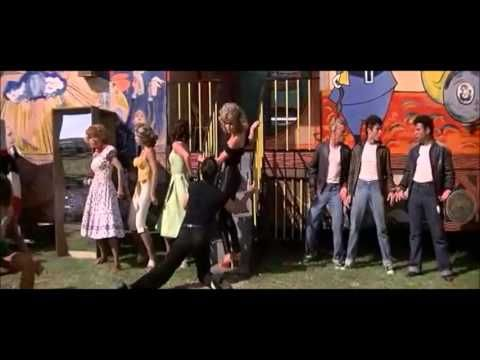 Grease  You're the One That I Want Francais Version