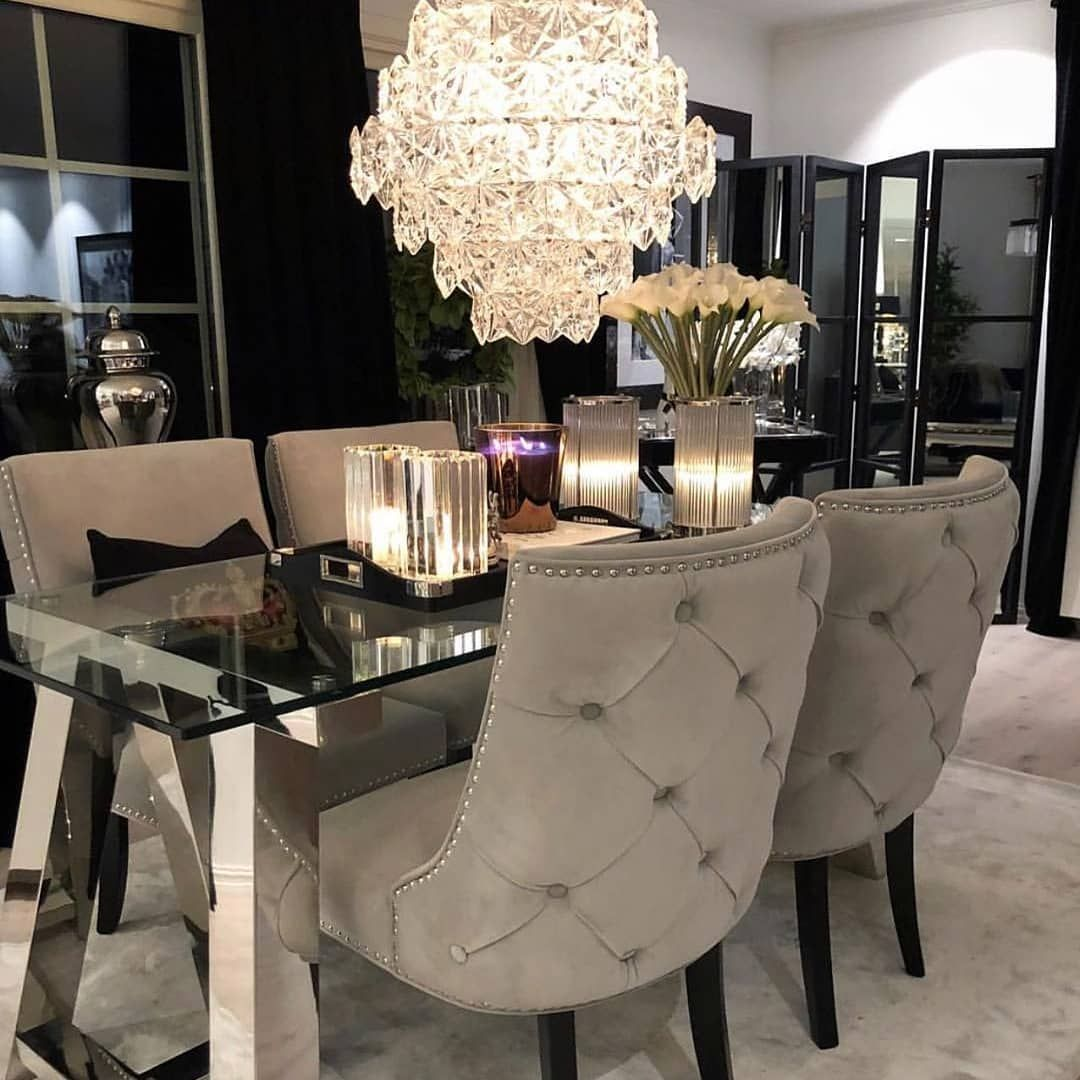 10 Creative Ideas For Dining Room Walls Luxury Dining Room Elegant Dining Room Home Decor Online