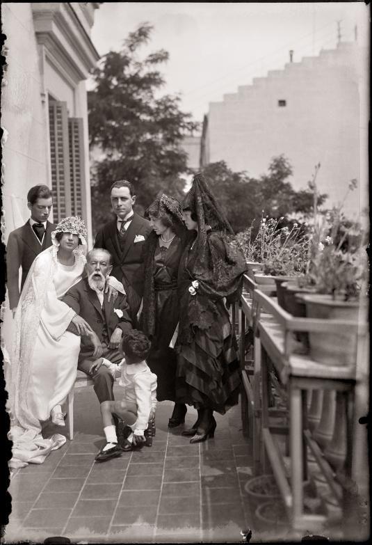 Enlace de elena sorolla y victoriano lorente retrato de familia casa coliti cercedilla diego - Casa de sorolla en madrid ...