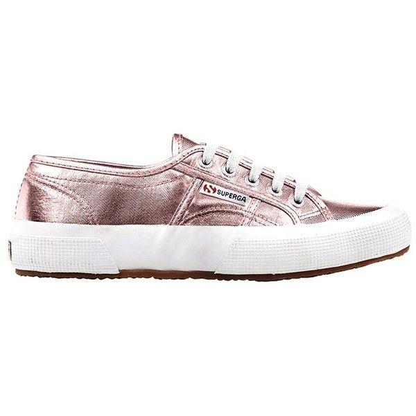 2750 Lamew, Sneakers Basses Femme - Vert - Platinum (Platinum), 38 EUSuperga