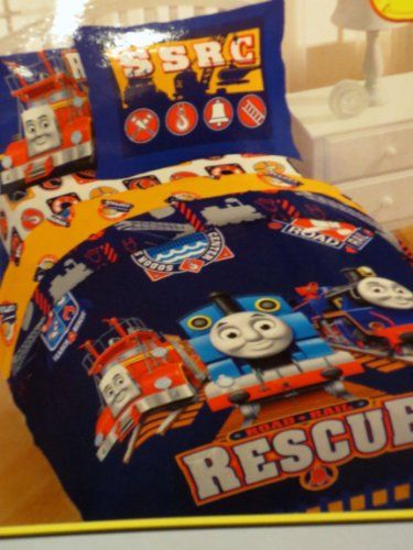 Thomas And Friends Full Comforter Set Jay Franco Sons Inc