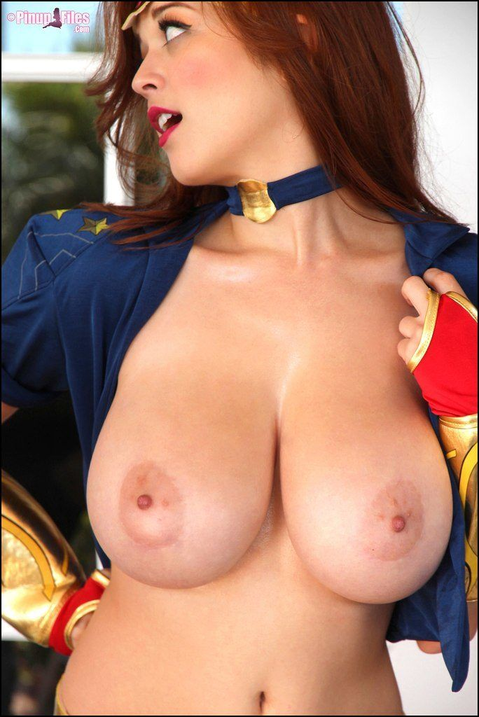 Tessa fowler wonder woman nude