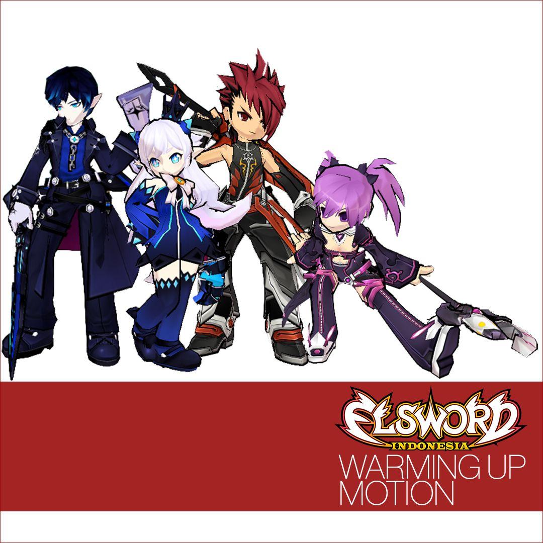 Team Elsword Indonesia telah mempersiapkan Motion