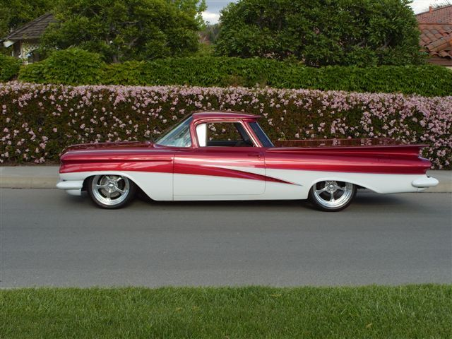 1959 Chevy El Camino Find Parts For This Classic Beauty