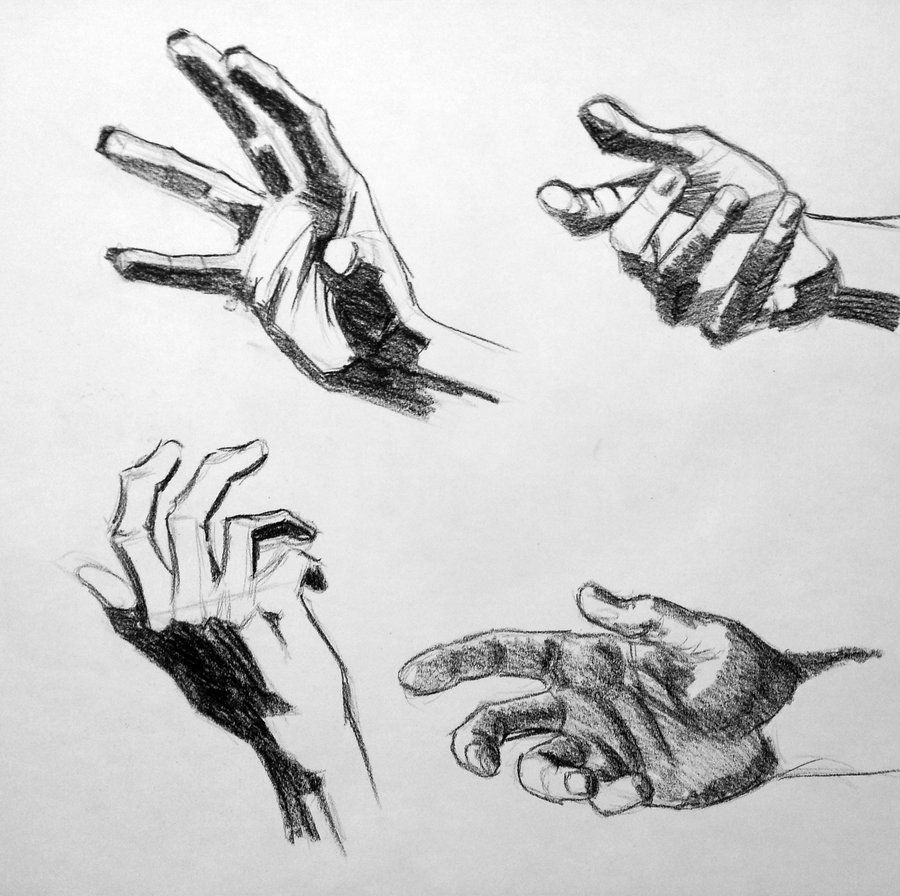 reaching hand drawing - Google Search | GRAPH REF. | How ...
