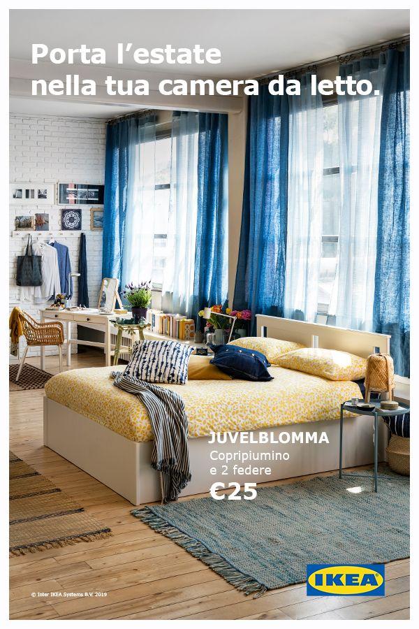 Copripiumino Inter.Con Ikea E Facile Rinnovare La Tua Camera Da Letto Scopri Il