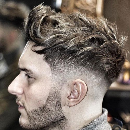 35 New Hairstyles For Men 2020 Guide Mid Fade Haircut Mens Hairstyles Mens Haircuts Fade