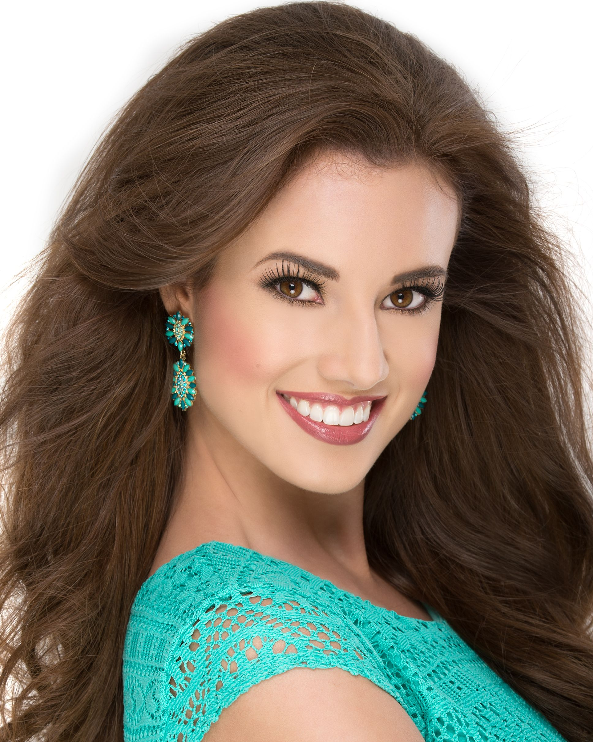 Miss Nevada 2015 Katherine Kelley Pageant hair and
