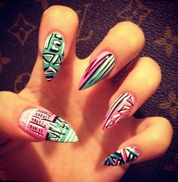 Pointed nail designs 2013 gallery nail art and nail design ideas pointed nail designs 2014 image collections nail art and nail stiletto nail designs 2013 gallery nail prinsesfo Gallery