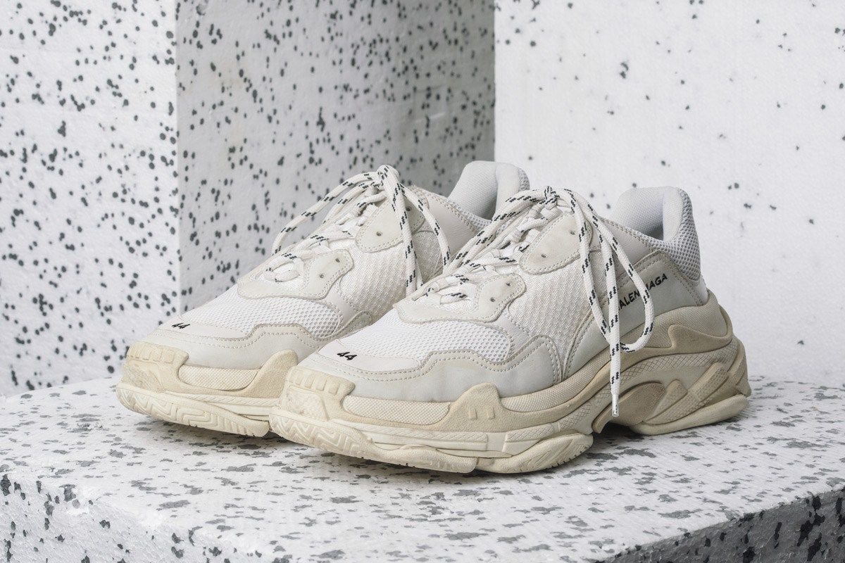Balenciaga Triple S Sneakers (Release Info - Updated 2018  fd187527c0