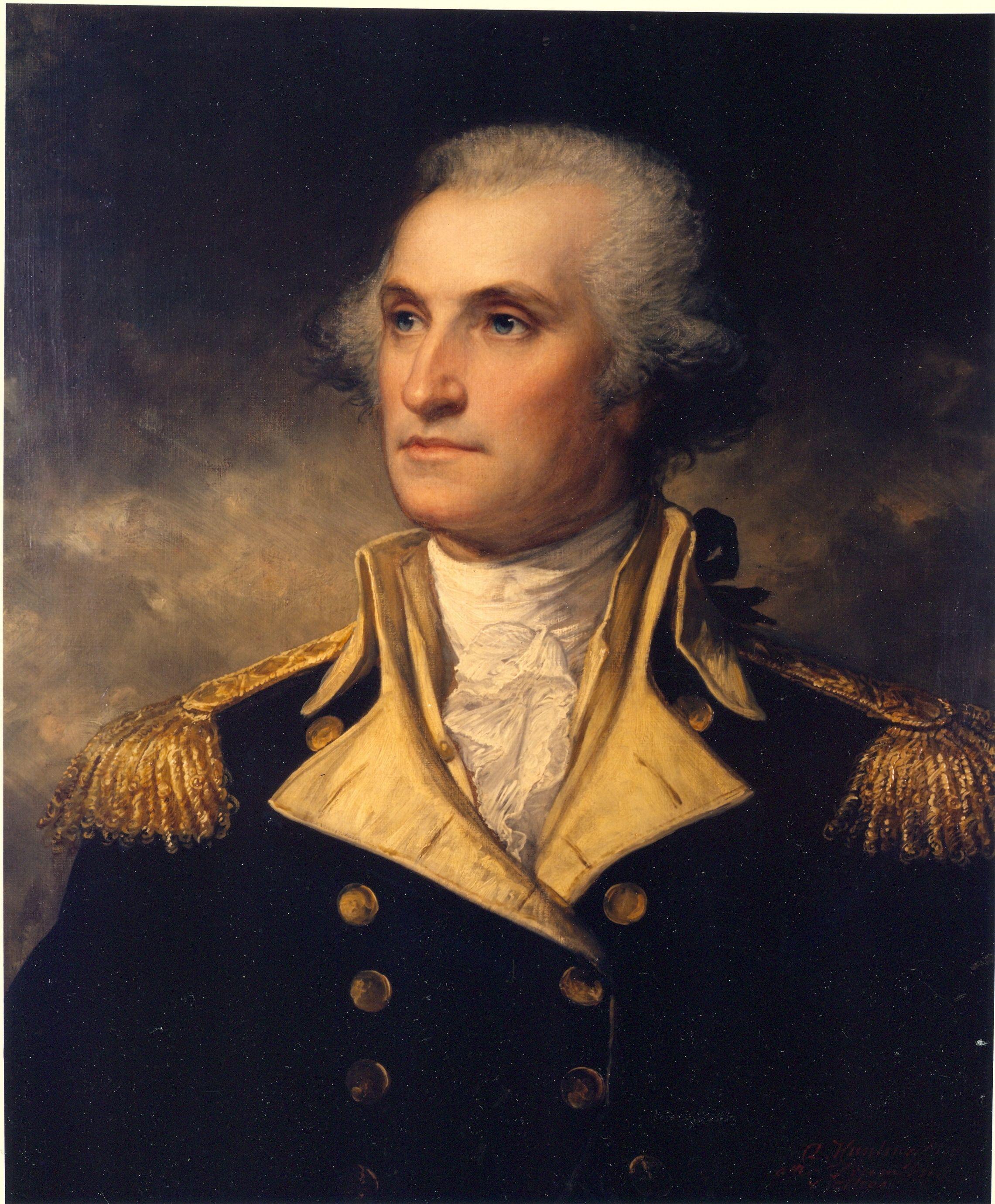 General George Washington.   George washington, George washington ...