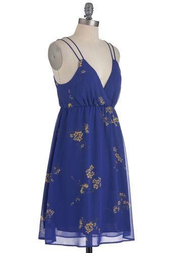 A Single Sprig Dress