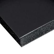 3 16 Black Gatorfoam Foam Board Is An Extruded Polystyrene Foam Board Bonded Between Two Layers Of Luxcell Wood Fiber Veneer It S A Foam Board Foam Core Foam