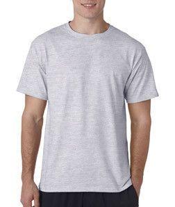 T425 Champion Adult Short-Sleeve T-Shirt Ash (99/1)