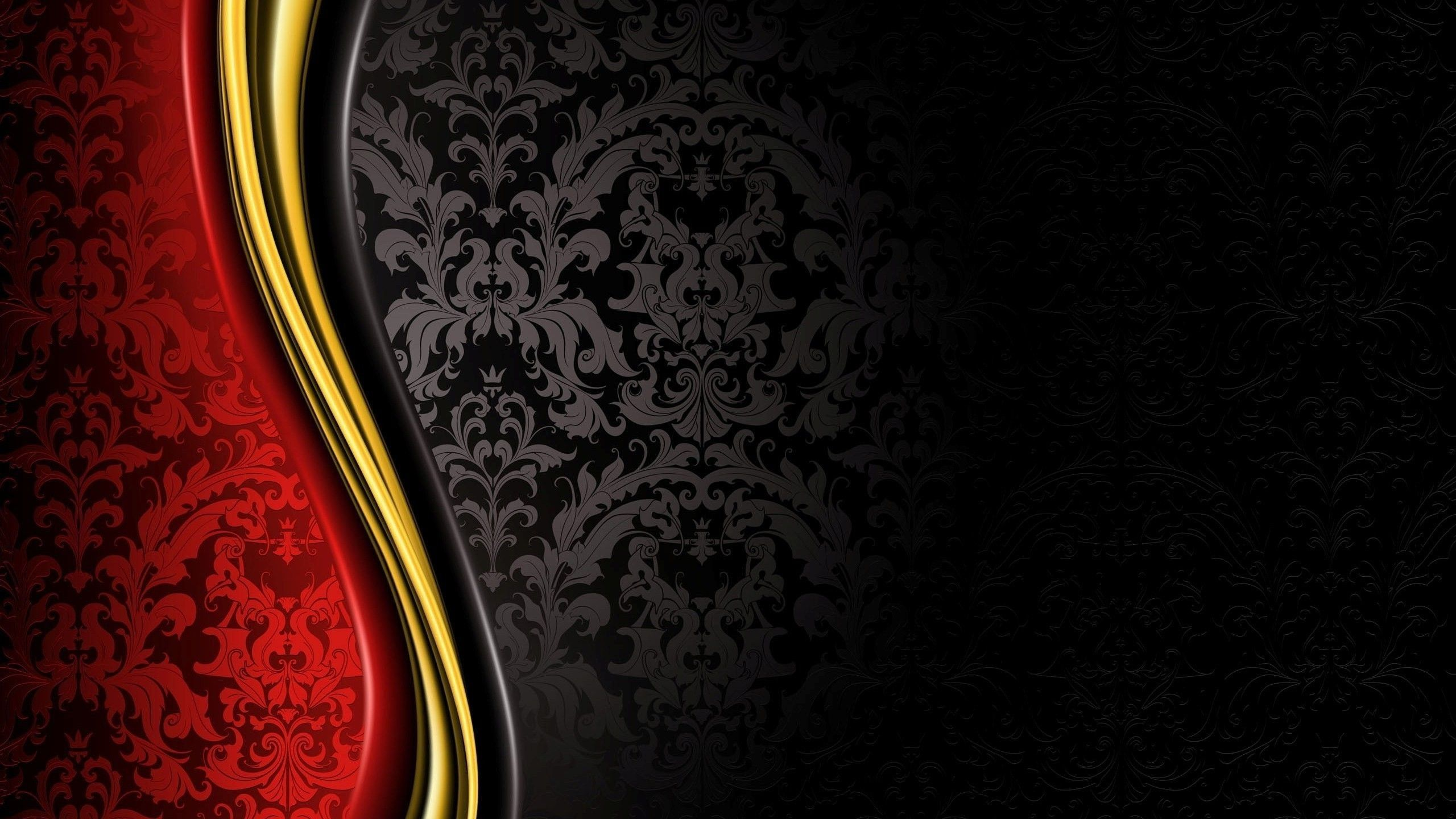 Red And Gold Wallpapers Top Free Red And Gold Backgrounds Wallpaperaccess Seni Burgundy Hewan