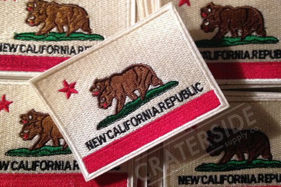 Fallout New California Republic NCR by CratersideSupplyCo 4aa698ee3a22