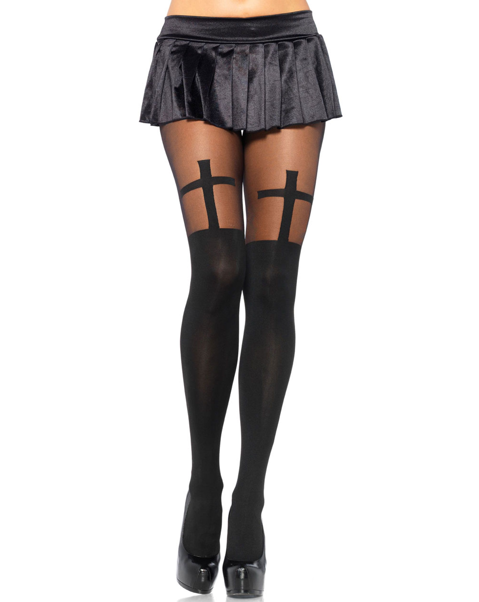718191fcf0 sexy knee high   Fashionistas!   Suspender tights, Sexy stockings ...