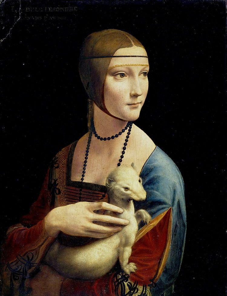 Leonardo Da Vinci Most Famous Paintings Art Arthistory Davinci Italy Painting Renaissance Renaissancepainting