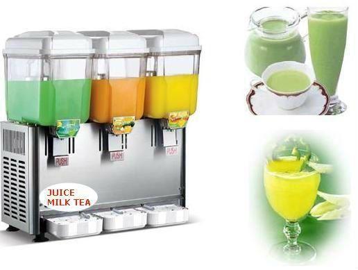 Drink dispenser/beverage dispenser/cold drink dispenser for sale at school/cafe/supermarket/bar/KFC/store