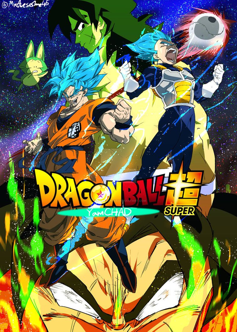 Play' Dragon Ball Super Broly 2018 Download HD 1080p Full