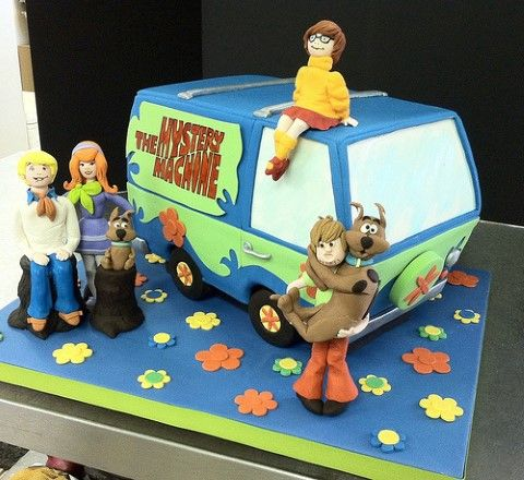 scooby doo birthday cake Google Search scooby doo birthday