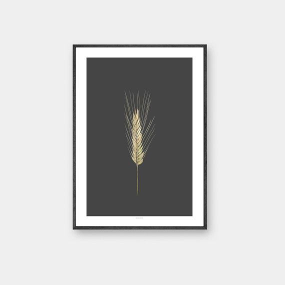 Rye poster Size: A3, 42 x 30 cm Frame not included If you have any ...