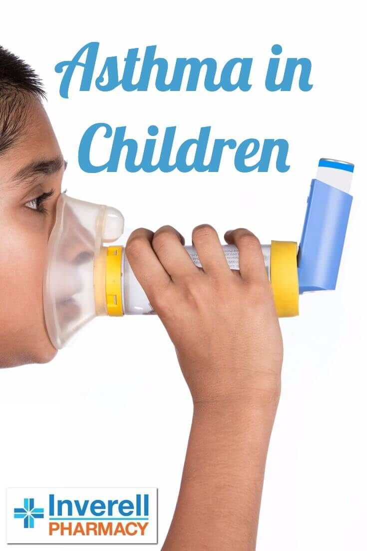 Asthma In Children  A Guide For Parents Know Your Asthma Action