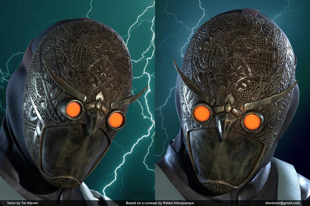 Artstation Talon Tor Kleven Court Of Owls Fantasy Armor Character Design