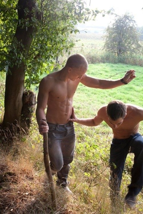 Gay guys farm pictures
