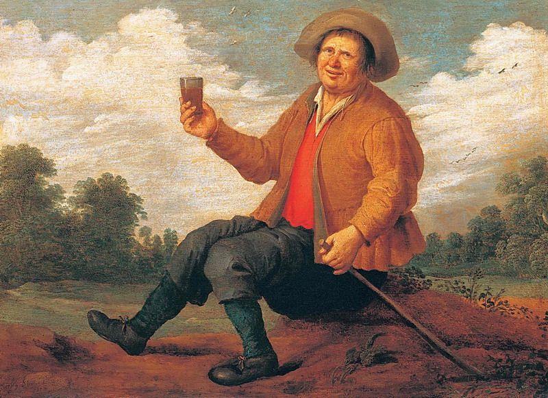 Картинки крестьянина, солнышко