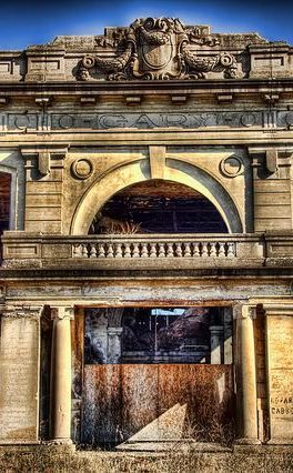 Abandoned Union Station | Travel | Vacation Ideas | Road ...