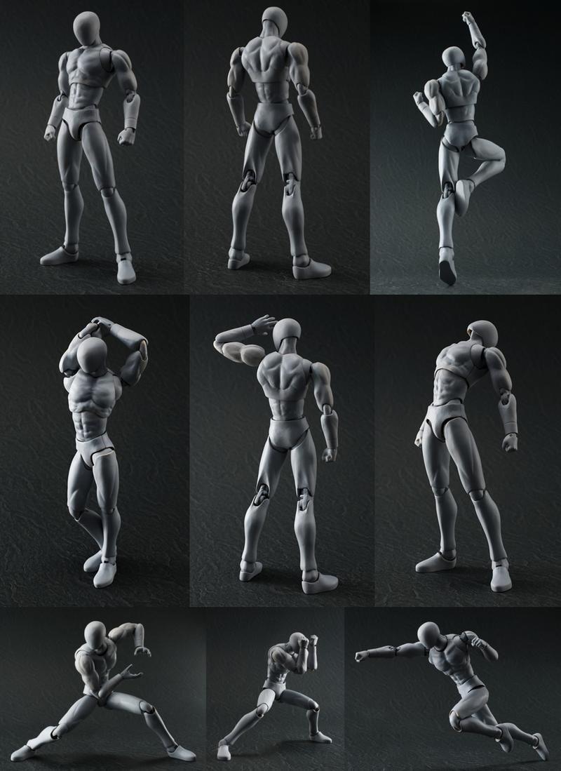 암흑요정의 숲 2번지 : 반다이의 격투계 액션피규어 개발!?