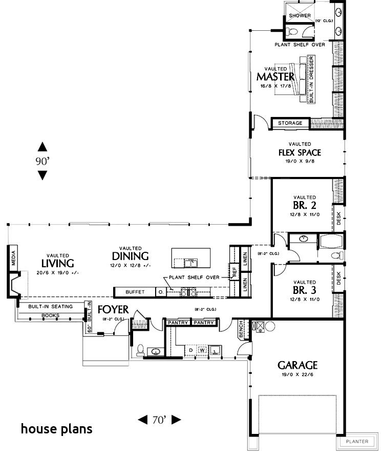 Southern Energy Homes Floor Plans L Shaped House Plans House Plans Australia L Shaped House