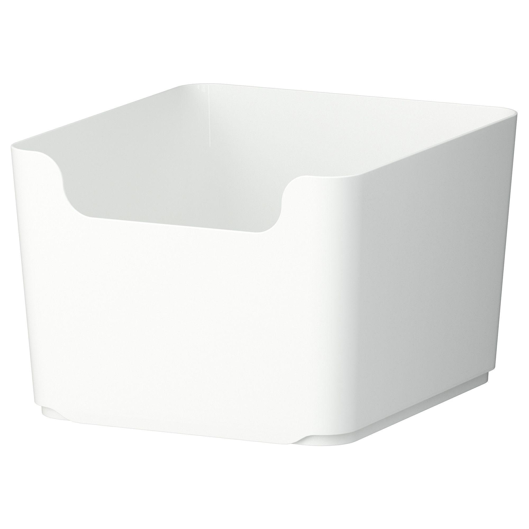 Pluggis Recycling Bin White 4 Gallon Ikea Bacs De Recyclage Stockage Ikea Idees De Recyclage