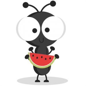 Picnic Ant SVG cutting file ant svg cut file summer svg ...