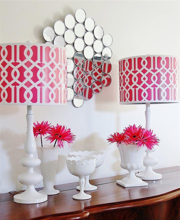 quelques astuces pour d corer avec des miroirs deco pinterest bricolage miroir et maison. Black Bedroom Furniture Sets. Home Design Ideas