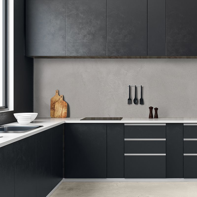 Vous Avez Envie D Une Nouvelle Cuisine Plus Moderne Plus Tendance Et Surtout A Petit Budge Interieur Moderne De Cuisine Beton Mineral Beton Mineral Resinence