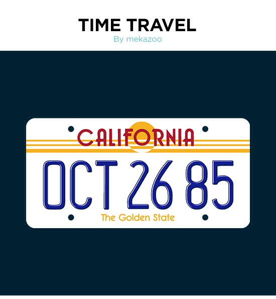 Backbtonthevfutite -time travel
