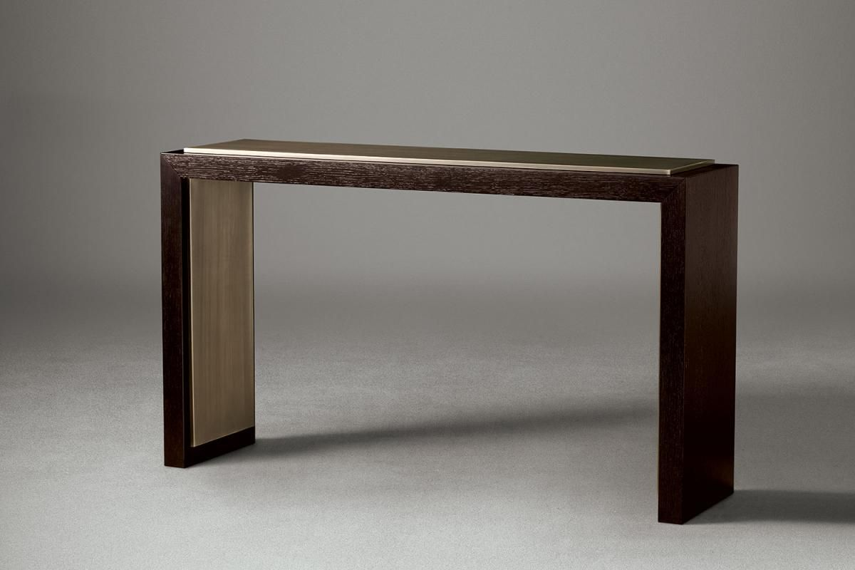 Khan Console Contemporary Console Table Modern Console