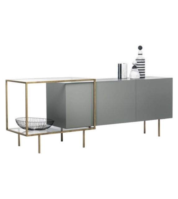 Zoom+ Mogg Sideboard in 2019 Furniture, Glass shelves