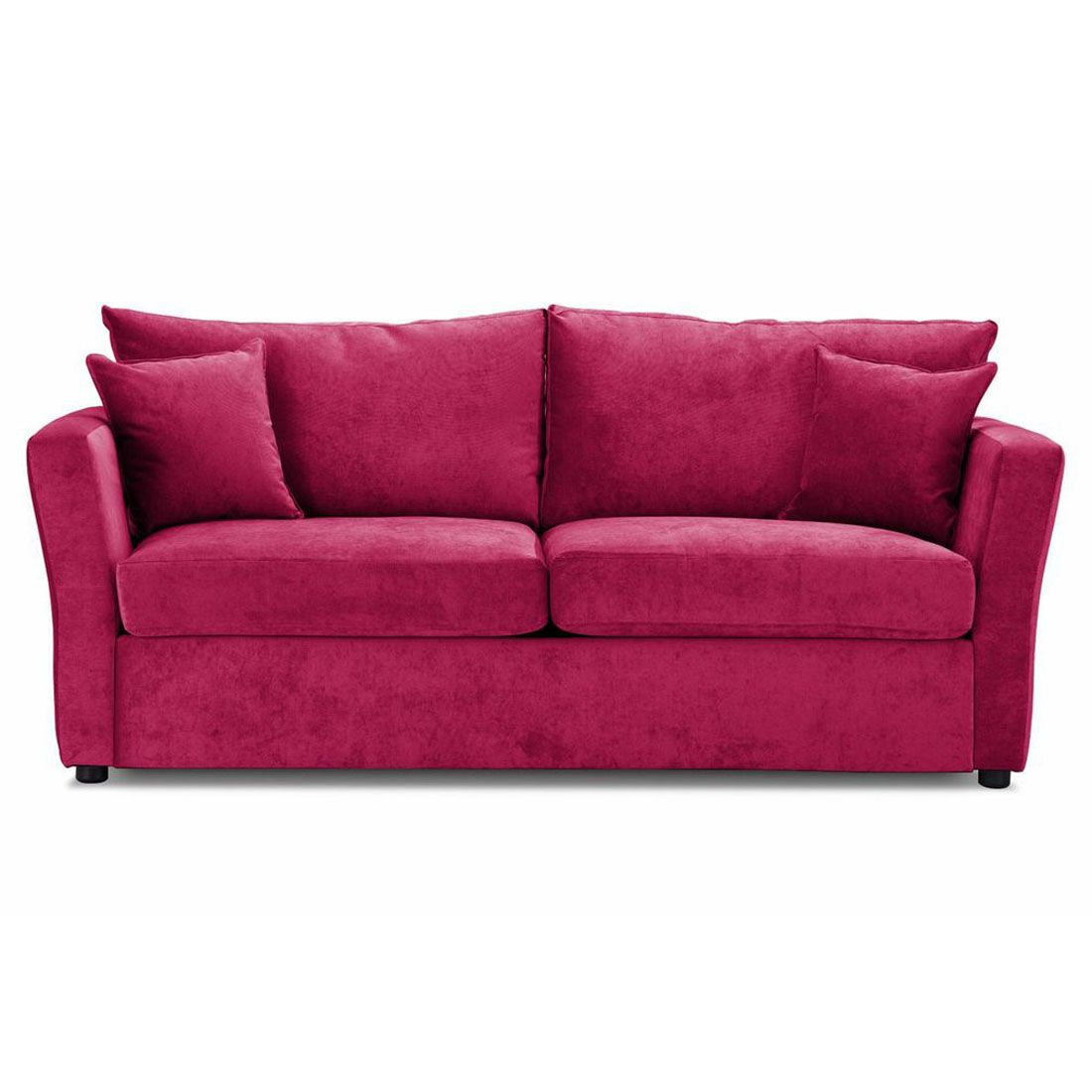 Cambridge Velvet 3 5 Seater Sofa Next