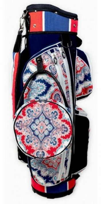 Check this out! Sparkly Sassy Caddy Ladies Golf Cart Bag. Only at ... 2d1a3d92e8c0e