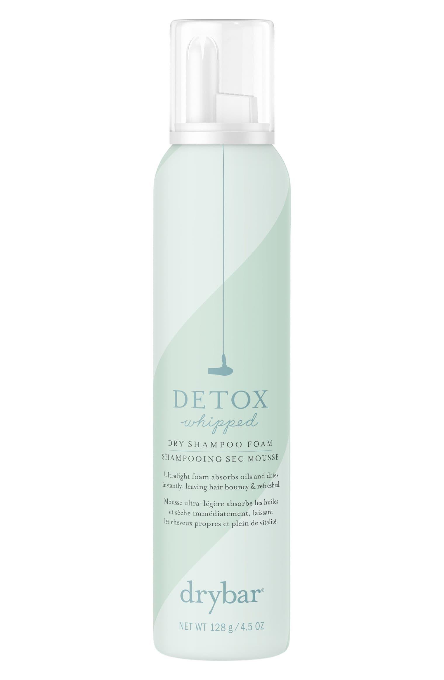 Drybar Detox Whipped Dry Shampoo Foam Nordstrom Dry Shampoo Shampoo Drybar