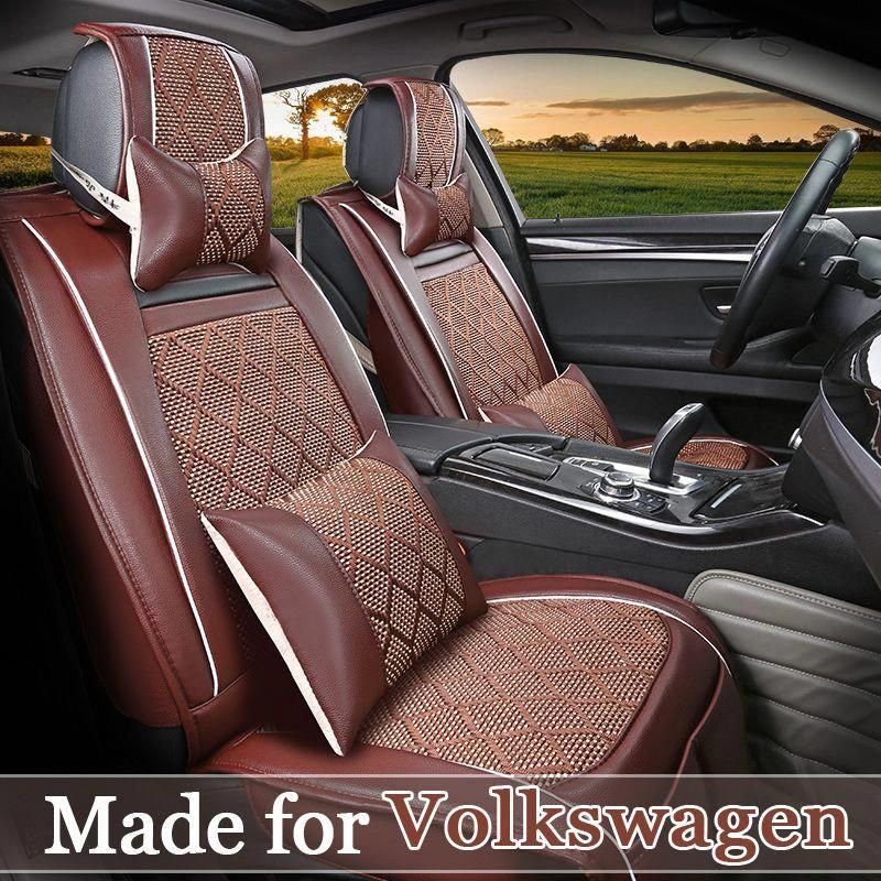 Leather car seat cover for VW Santana Cross Passat CC