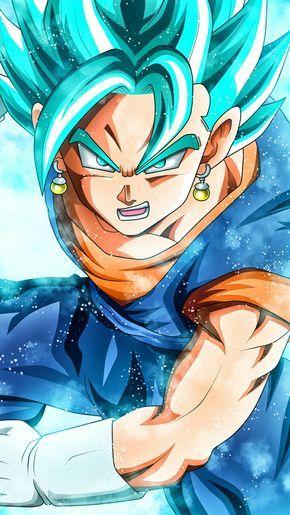 Vegito Ssjb Wallpaper Dragon Ball Wallpapers Anime Dragon Ball Super Anime Dragon Ball